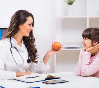 Nutrição para crianças e adolescentes