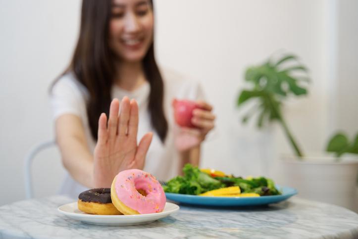 educação e aconselhamento em nutrição
