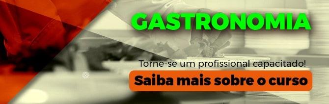 CTA Aperfeiçoamento Nutrição e Gastronomia