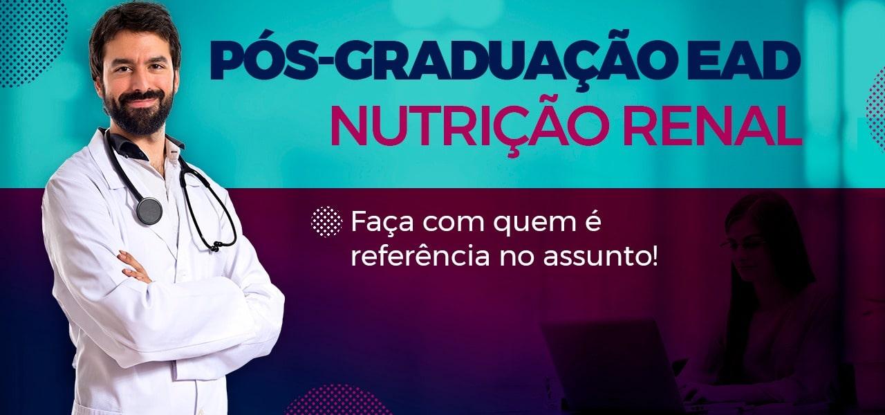 Banner pós graduação nutrição renal banner site